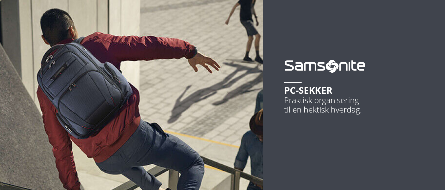 Samsonite Pc-sekker