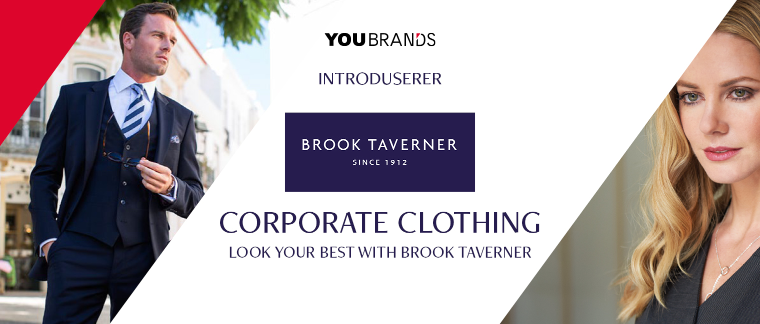 Brook T-YB Introduserer