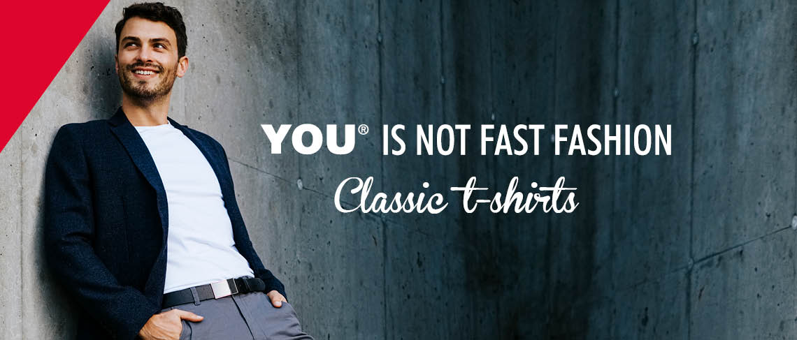 YOU is not fast fashion_tshirt
